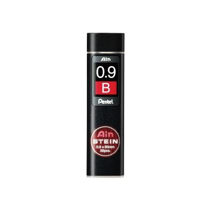Pentel Druckbleistift-Feinmine AIN STEIN C279, Härtegrad: B