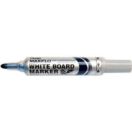 Pentel Whiteboard-Marker MAXIFLO MWL5M, blau