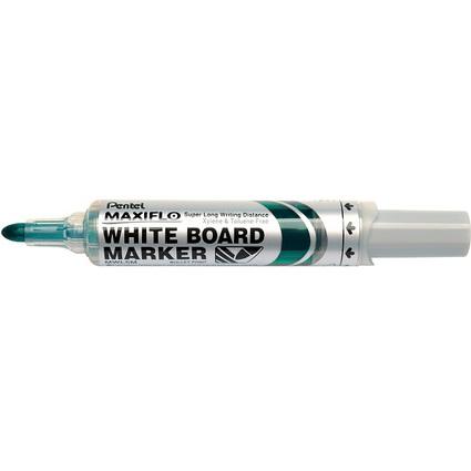 Pentel Whiteboard-Marker MAXIFLO MWL5M, grün