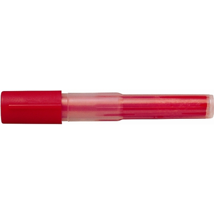 Pentel NR2 Nachfülleinheit für NX50/NX60 Permanentmarker,rot