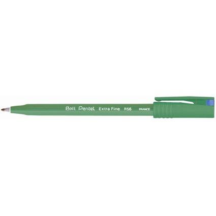 Pentel Tintenroller Ball Pentel R56, blau