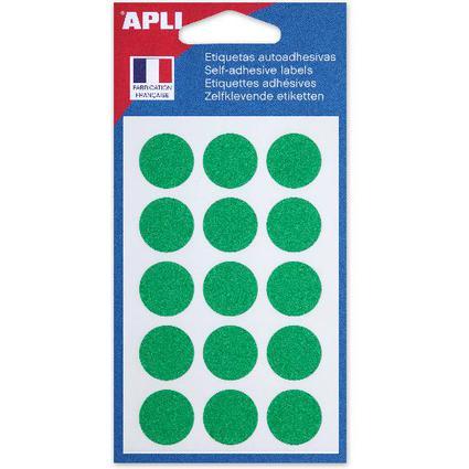 agipa Makierungspunkte, Durchmesser: 19 mm, grün