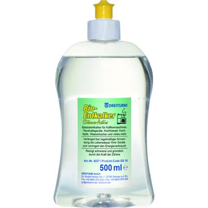 DREITURM Bio-Entkalker Citrus-Activ, 500 ml
