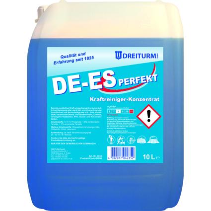 DREITURM Kraftreiniger-Konzentrat DE-ES PERFEKT, 10 Liter