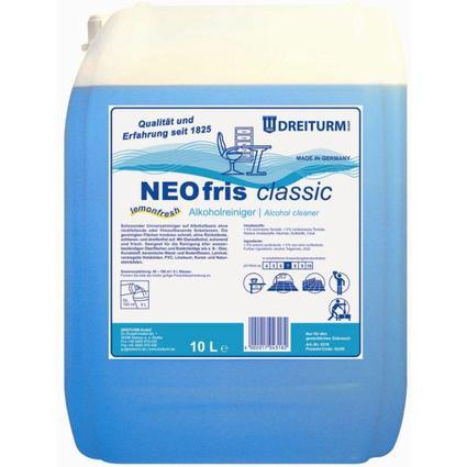 DREITURM Alkoholreiniger NEOFRIS classic, 10 Liter