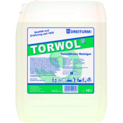 DREITURM Universalreiniger TORWOL, 10 Liter