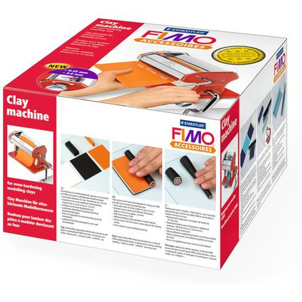 "FIMO Modellier-Walze ""Clay machine"""