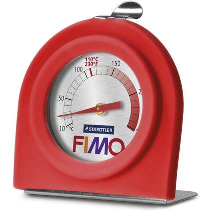 FIMO Ofen-Thermometer, Messbereich: 0 - 300 Grad