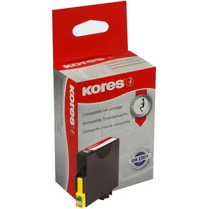Kores Tinte G1005Y ersetzt EPSON T0444, gelb