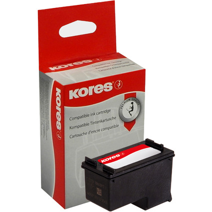 Kores wiederbefüllte Tinte G1023BK ersetzt hp C8767EE,No.339