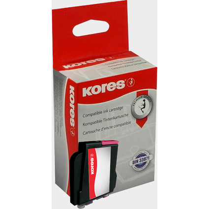 Kores Tinte G1060M ersetzt brother LC970M/CL1000M, magenta