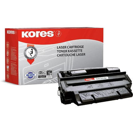 Kores Toner G1104HCRB ersetzt hp C8061X, schwarz, HC+