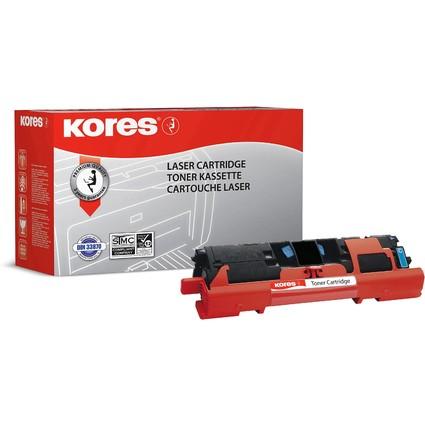Kores Toner G1118RBB ersetzt hp C9701A/Q3961A, cyan