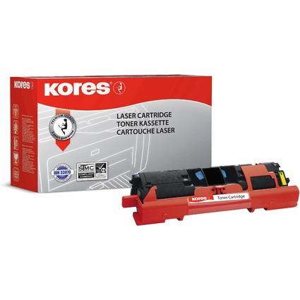 Kores Toner G1118RBGE ersetzt hp C9702A/Q3962A, gelb