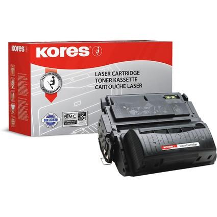Kores Toner G1125HCRB ersetzt hp Q5942X, schwarz, HC