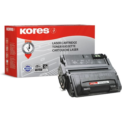 Kores Toner G1125RB ersetzt hp Q5942A, schwarz
