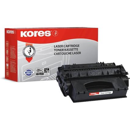 Kores Toner G1128HCRB ersetzt hp Q5949X/Canon 708H, schwarz