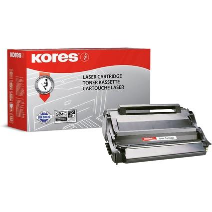 Kores Toner G1169HCRB ersetzt LEXMARK 12A7315, schwarz