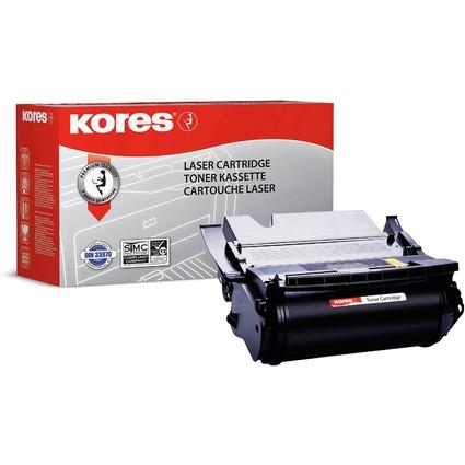 Kores Toner G1173HCRB ersetzt LEXMARK 12A7365, schwarz, HC