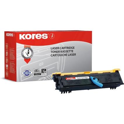 Kores Toner G1185HCRB ersetzt EPSON S050166, schwarz