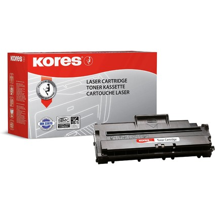 Kores Toner G1187RB ersetzt SAMSUNG SF-5100D3, schwarz