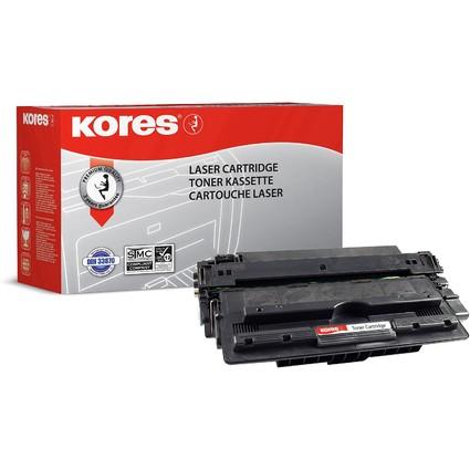 Kores Toner G1202HCRB ersetzt hp Q7516X, schwarz, HC