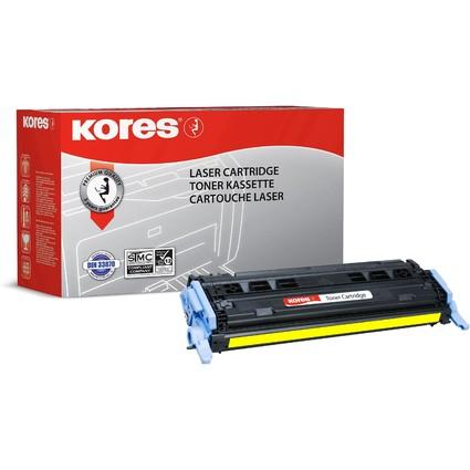Kores Toner G1203RBGE ersetzt hp Q6002A/Canon 707Y, gelb
