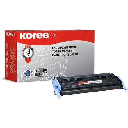 Kores Toner G1203RBS ersetzt hp Q6000A/Canon 707BK, schwarz