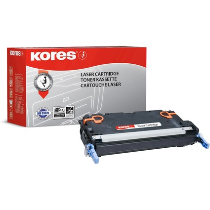 Kores Toner G1204RBS ersetzt hp Q6470A/Canon 711BK, schwarz