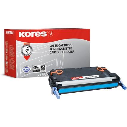 Kores Toner G1205RBB ersetzt hp Q7581A/Canon 711C, cyan