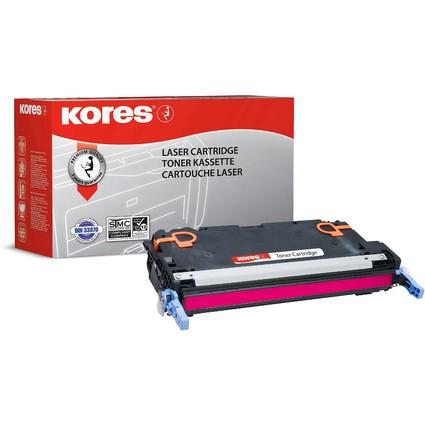 Kores Toner G1205RBR ersetzt hp Q7583A/Canon 711M, magenta