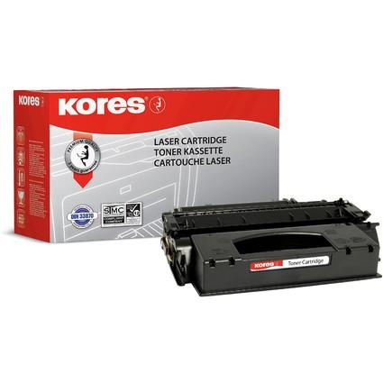 Kores Toner G1207HCRB ersetzt hp Q7553X & Canon 715H,