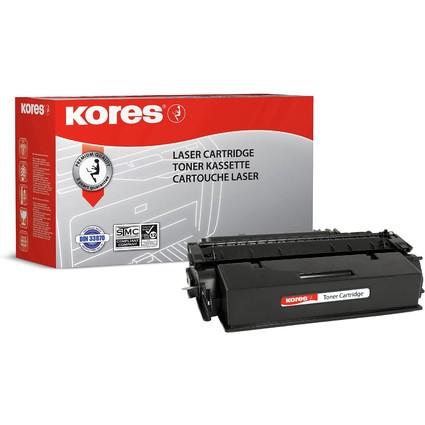Kores Toner G1207XLRB ersetzt hp Q7553XX, schwarz, HC+