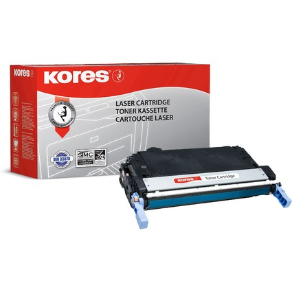 Kores Toner G1208RBB ersetzt hp Q5951A, cyan