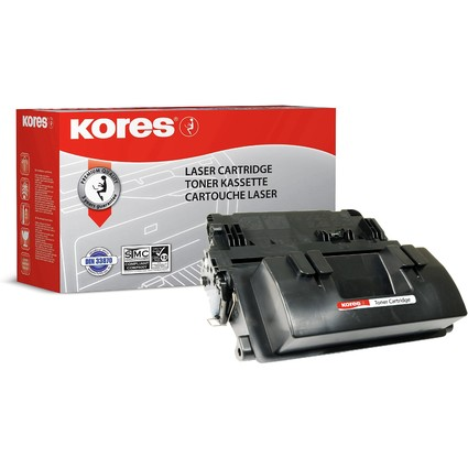 Kores Toner G1213XLRB ersetzt hp CC364XX, schwarz - XXL