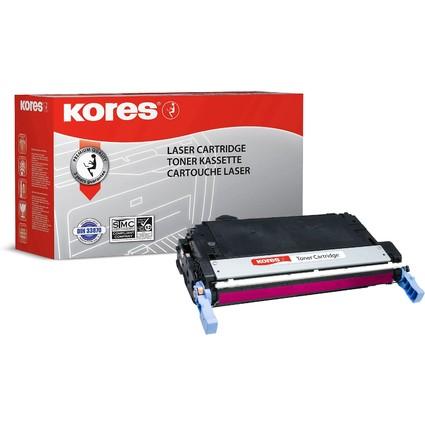 Kores Toner G1214RBR ersetzt hp Q6463A, magenta