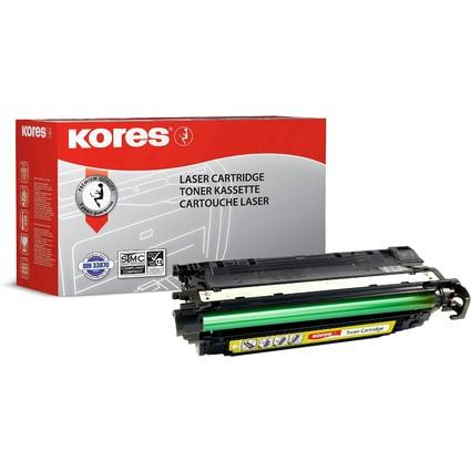 Kores Toner G1219RBG ersetzt hp CE252A/Canon 723Y, gelb