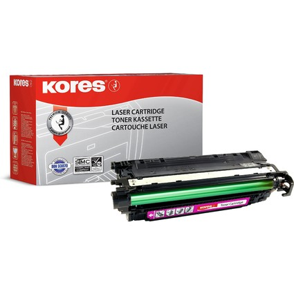 Kores Toner G1219RBR ersetzt hp CE253A/Canon 723M, magenta