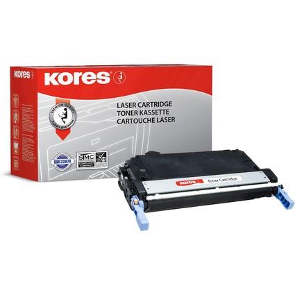 Kores Toner G1220RBS ersetzt hp CB400A, schwarz