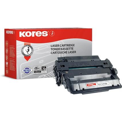 Kores Toner G1222HCRB ersetzt hp CE255X/Canon 724H, schwarz