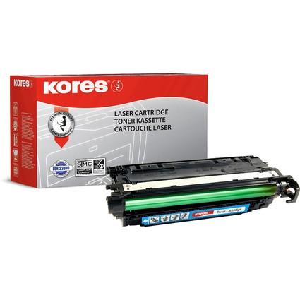 Kores Toner G1223RBB ersetzt hp CE261A, cyan
