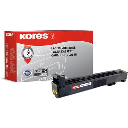 Kores Toner G1224RBG ersetzt hp CB382A/824A, gelb