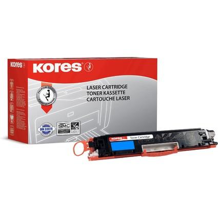 Kores Toner G1226RBB ersetzt Canon 729C/hp CE311A, cyan
