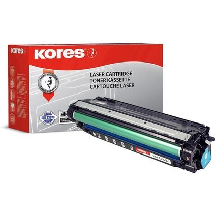 Kores Toner G1234Rbb ersetzt hp CE271A, cyan