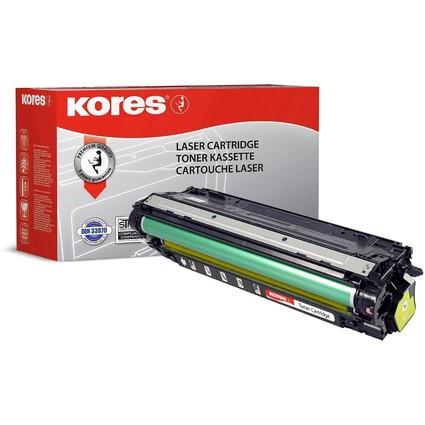 Kores Toner G1234RBG ersetzt hp CE272A, gelb