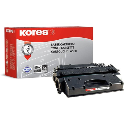 Kores Toner G1235HCRB ersetzt hp CF280X, schwarz, HC