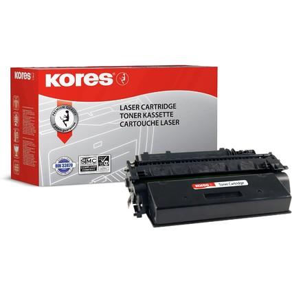 Kores Toner G1235XLRB ersetzt hp CF280X XL, schwarz, XL