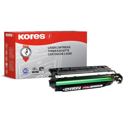 Kores Toner G1237HCS ersetzt hp CE264X, schwarz