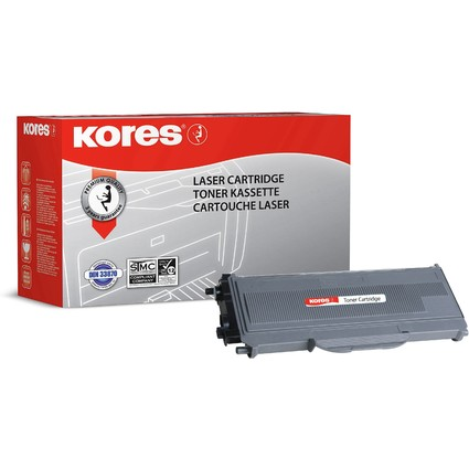 Kores Toner G1253XL ersetzt brother TN-2120 HC+, schwarz