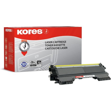 Kores Toner G1256HC ersetzt brother TN-2220HC, schwarz